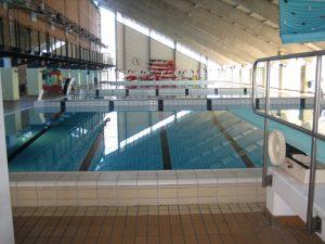 50m bassin opdelt Farum Svømmehal