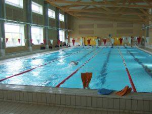 Træningsbassin Farum Svømmehal